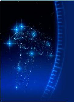 Hombre de las Estrellas Astroteralia
