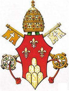 Escudo de Pablo VI